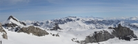 Les Diablerets, mirador des Alpes occidentales
